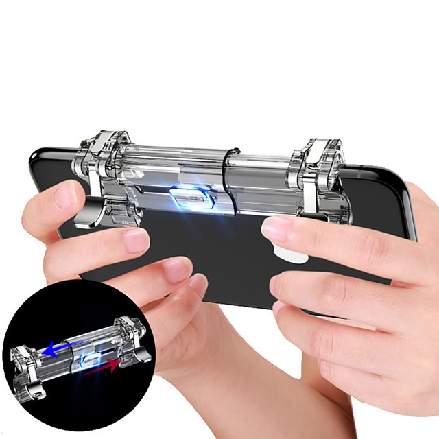 k8 Game Trigger For Android / iOS ,  Portable / New Design Game Trigger PP+ABS 1 pcs unit
