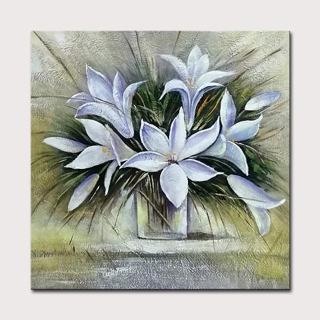 Mintura Amp Reg Velika Velicina Rucno Oslikana Cvijeca Ulje Na
