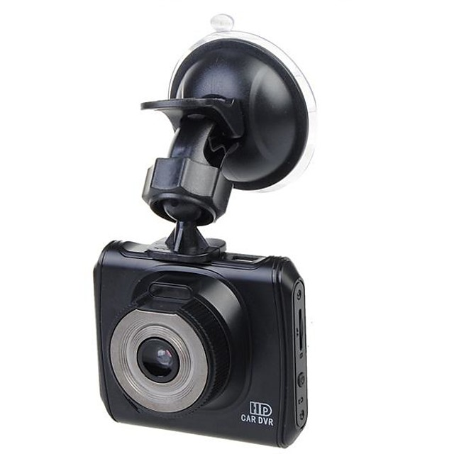 LY812A 720p HD / Night Vision / Wireless Car DVR 65 Degree Wide Angle 2.4 inch Dash Cam with auto on / off / Loop-cycle Recording Car Recorder