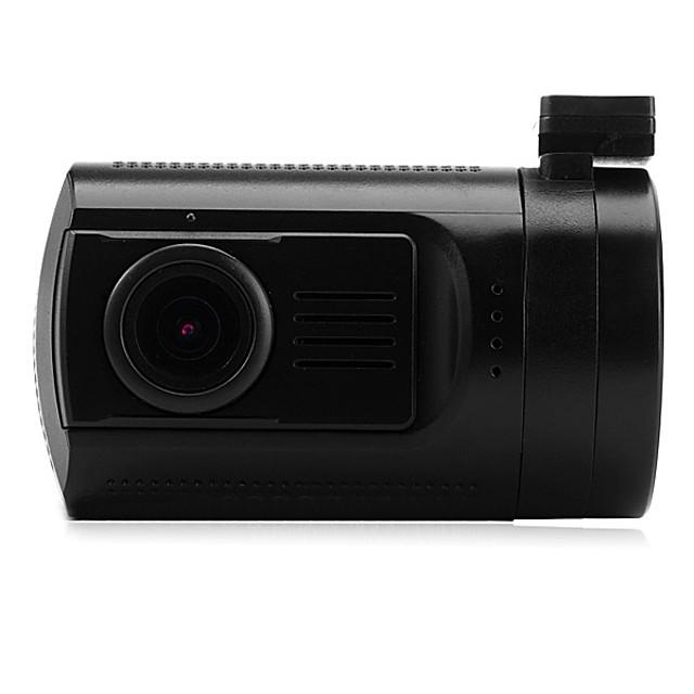 Factory OEM MINI 0806 X44 1080p / 1296P Mini / HD Bil DVR Bred vinkel 1.5 tommers TFT Dash Cam med GPS / Bevegelsessensor / HDR Bilopptaker