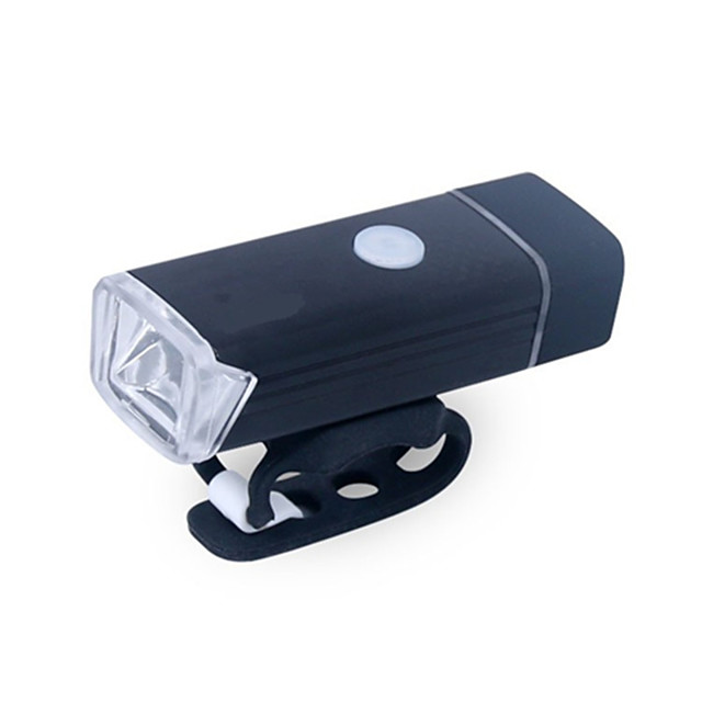 LED Bike Light Front Bike Light Headlight XP-G2 Mountain Bike MTB Bicycle Cycling Waterproof Multiple Modes Portable Easy to Install Li-polymer USB 380 lm Rechargeable Battery White Camping / Hiking