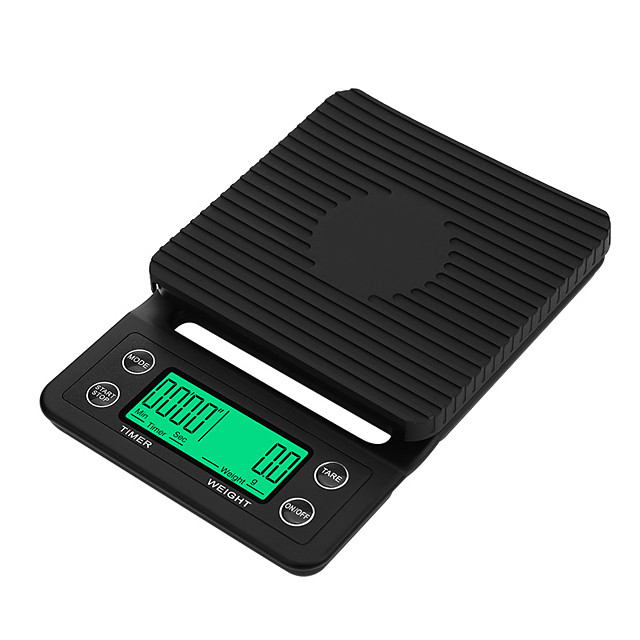 3kg/0.1g High Definition Auto Off Electronic Kitchen Scale Home life Kitchen daily