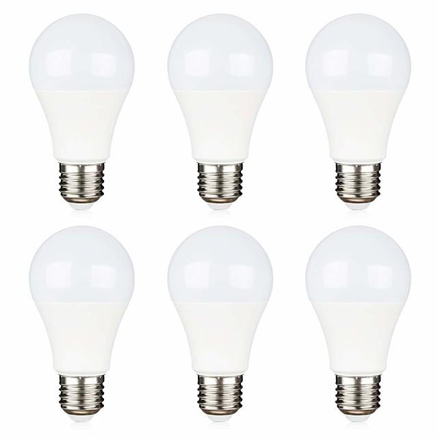 Tornillo E14 Bombillas LED VELA//llama 6W 220V blanco frío Lámpara de Araña compartir Luces