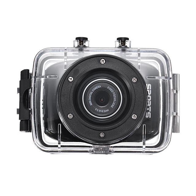 SJ1000 720p HD / Cool Car DVR Wide Angle 1.3MP CMOS Sensor 2 inch LCD Dash Cam with Car Recorder