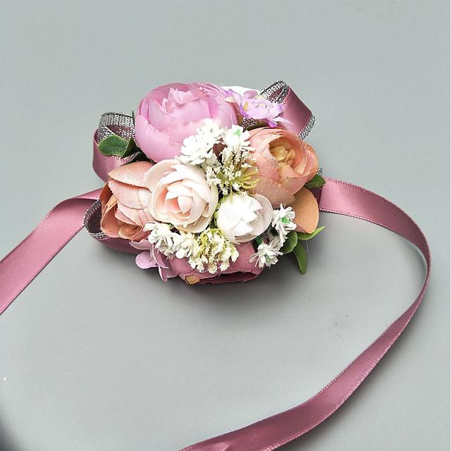3 ~ 10x papel de envoltura de algodón de flores ramo de boda de Arte Florista Decoración 50X50cm