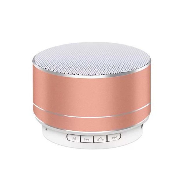 A10 Portable Wireless Bluetooth Speaker With Microphone Radio Music Play Support TF Card Speakers For computer phone
