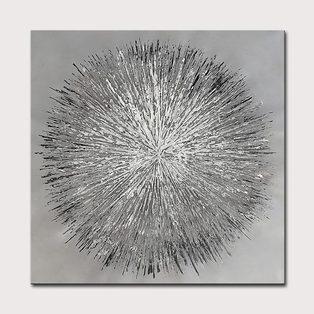 oljemaleri håndmalt abstrakt popkunst moderne rullet lerret rullet uten ramme