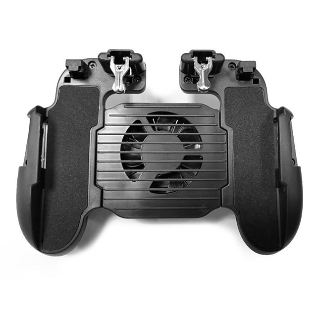 H5 Game Controllers / Game Trigger For Android / iOS ,  Portable / New Design Game Controllers / Game Trigger PP+ABS 1 pcs unit