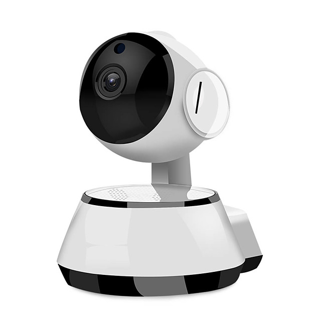 1.0MP 720P Mini WiFi Wireless Security Surveillance IP Camera Smart Phone Remote Monitoring Wireless Support 64GB TF Card Plug and Play Day Night IR-cut Remote Access Motion Detection