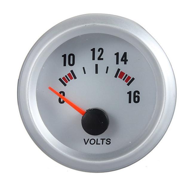 Car Voltmeters for universal Gauge Antioxidation