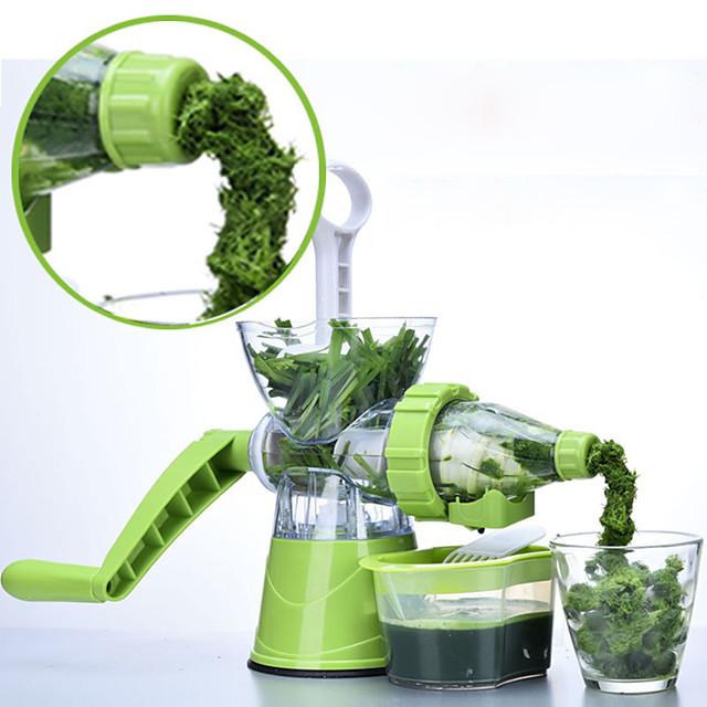 višenamjenski prijenosni DIY priručnik sokovnik svježeg soka od naranče sok mali led stroj zdravlje kuhinjski alati