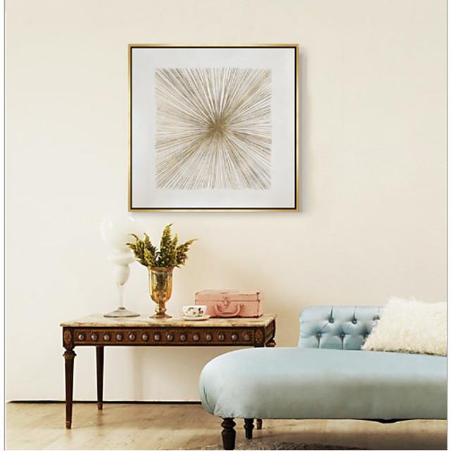Framed Art Print - Landscape Botanical PS Illustration Wall Art