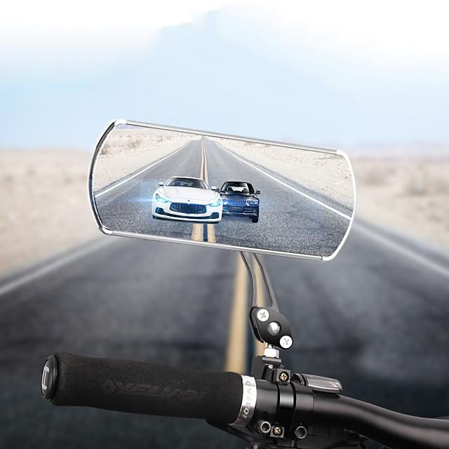 MTB Mountain Bike Rearview Mirror Bicycle Handlebar Convex Rear View Mirror Set