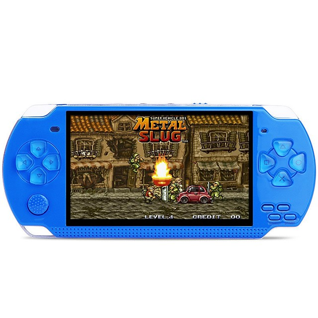 4.3 inch screen mp4 player MP5 game player real 8GB support for psp gamecameravideoe-book