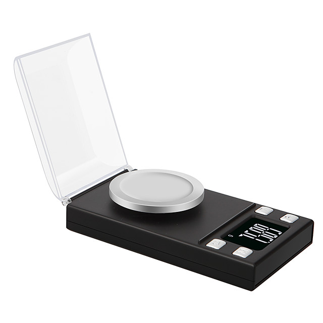 0.005g 50g high Precision Lab Laboratory Weight Balance Jewelry Diamond Herbs Grams Gold Digital Electronic Scales