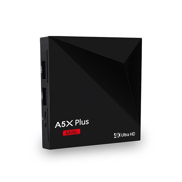 A5X PLUS Android 7.1 RK3328 1GB 8GB Quad Core