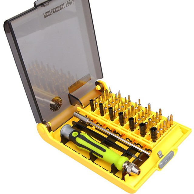 BST-8913 45 in 1 Professional Torx Screwdriver Set Precision Watch Computer iPhone