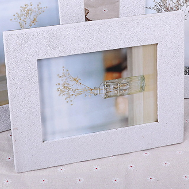 Modern Style Wood Painted Finishes Picture Frames Wall Decorations, 1pc Picture Frames