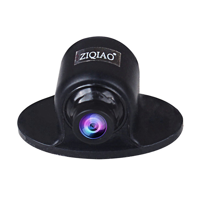 ZIQIAO 640 x 480 CCD Wired 170 Degree Rear View Camera Waterproof / 360° monitoring for Car