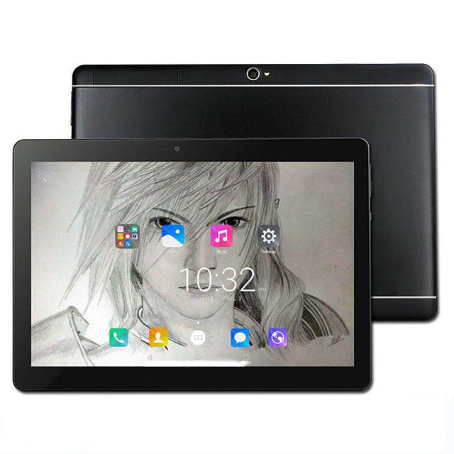 MTK8752 10.1 inch Android Tablet ( Android 8.0 1280 x 800 Octa Core 4GB+64GB )