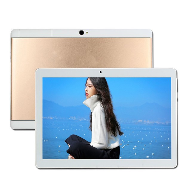 MTK8752 10.1 inch Android Tablet ( Android 8.0 1280 x 800 Octa Core 2GB+32GB )