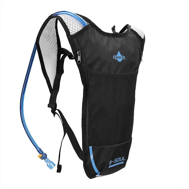 3.6 L Bike Hydration Pack & Water Bladder Cycling Outdoor Including Water Bladder Bike Bag 300D Polyester Bicycle Bag Cycle Bag Outdoor Exercise Bike / Bicycle