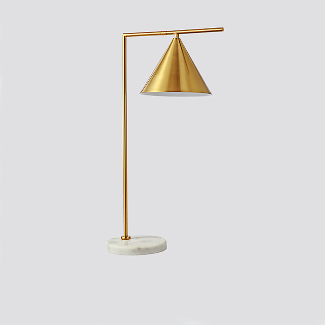 Table Lamp Desk Lamp Creative Simple Modern Contemporary Nordic Style For Living Room Study Room Office Metal 110-120V 220-240V Gold