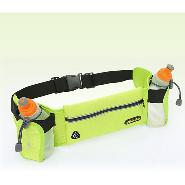 Belt Pouch / Belt Bag Running Pack for Marathon Running Sports Bag Multifunctional Waterproof Quick Dry Nylon Running Bag / iPhone X / iPhone XS Max / iPhone XS / iPhone XR