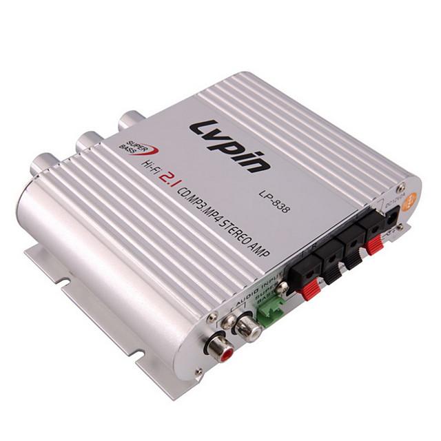 Car Audio speakers Car Audio 2.1 universal