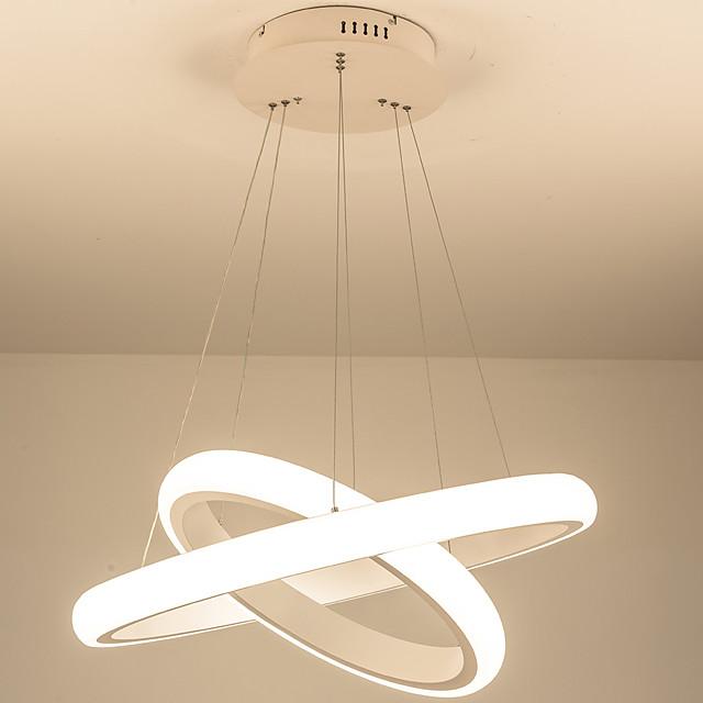 1 Light Led Dimmable Pendant Lights