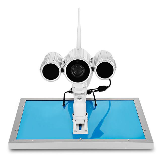 Wanscam HW0029-6 2 million pixel 4G plug and play starlight night vision solar surveillance camera camera