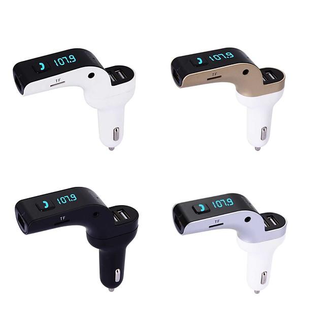 LITBest LV-G7 4.0 FM Transmitter Car Handsfree Bluetooth / Car MP3 FM Modulator / FM Transmitters Car