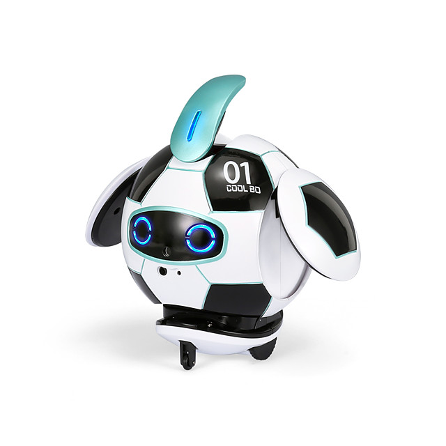 FINECO Electronic Pets Ball Singing Walking Talk Prop ABS+PC Child's All Toy Gift 1 pcs