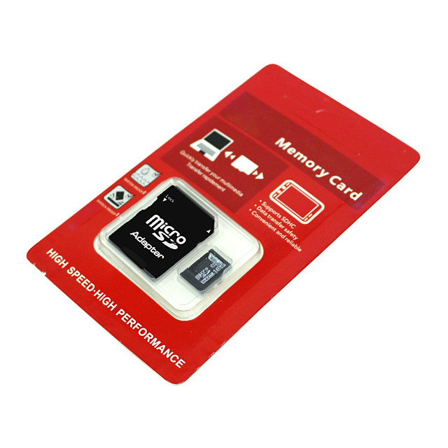 Factory Outlet 16GB Micro SD / TF Memory Card Class10 TF Card Mobile phone