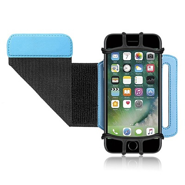 Rotatable Sport Pack Wrist Belt Band Mobile Hiking Cycling Phone Case Bracket for iPhone Samsung Running case Jogging Case for Phone