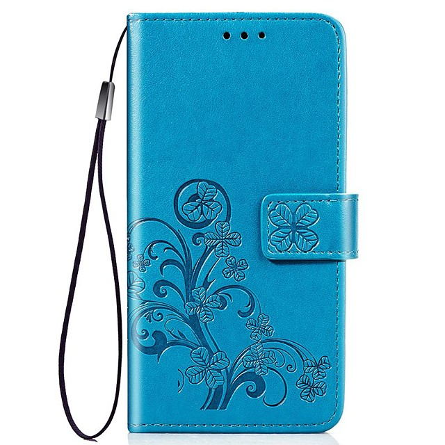 Case For Apple iPhone 11 / iPhone 11 Pro / iPhone 11 Pro Max Wallet / Card Holder / Shockproof Full Body Cases Butterfly / Solid Colored PU Leather