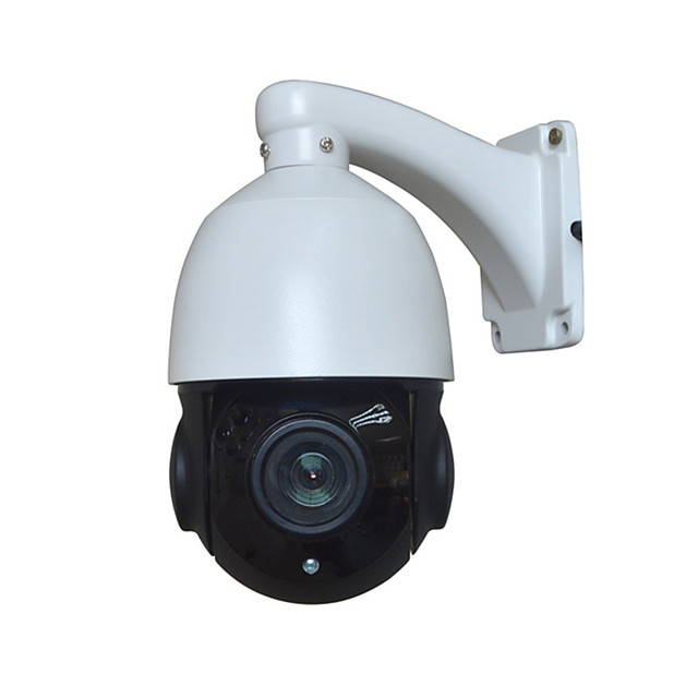 NWR-RT200P HD 1080P PTZ IP Camera POE 2MP CMOS Super Pan/Tilt 30x Zoom IR-Cut Speed Dome Day Night Vision Cameras H.264/H265 Waterproof Home Security Camera