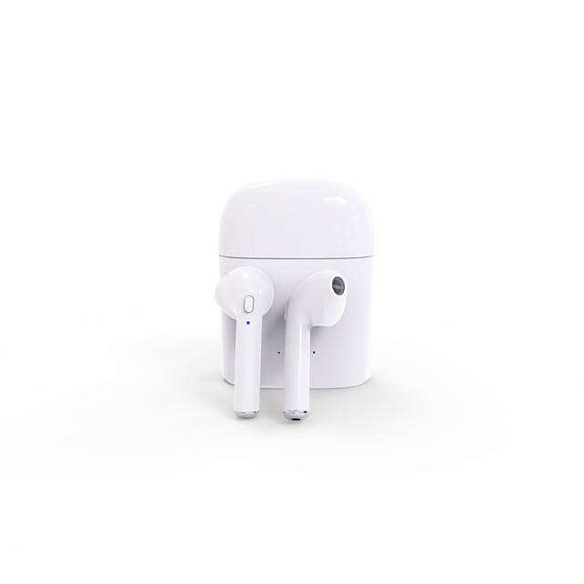 True Wireless MiNi In-ear Bluetooth 4.2 Binaural Headset Stereo Sound Noise Cancellation Earbuds