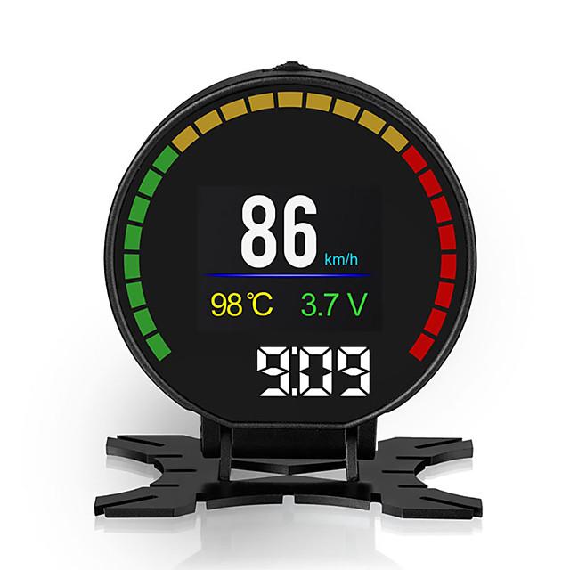 2.8 дюймовый TFT-LCD Дисплей заголовка LED индикатор для Автомобиль Измерение скорости движения