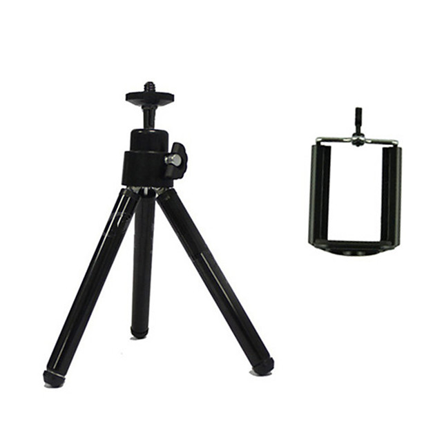 Tripod Portable Monopod Extendable Mini Camera Stand Universal Phone Tripods