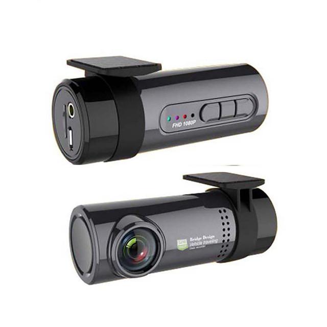LT61 1080p Nytt Design / Trådløs / Kul Bil DVR 140 grader Bred vinkel CMOS Dash Cam med WIFI / G-Sensor / Bevegelsessensor 1 infrarød LED Bilopptaker / Loop-opptak / Loop-cycle Recording