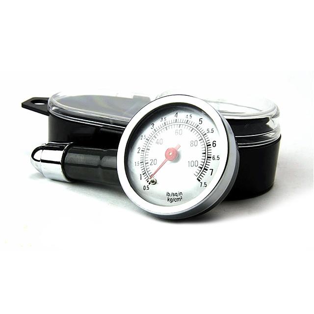 High Accuracy Car Tire Pressure Gauge High-precision Multi-Function Tire Pressure Gauge Meter Deflatable Vehicle Tools