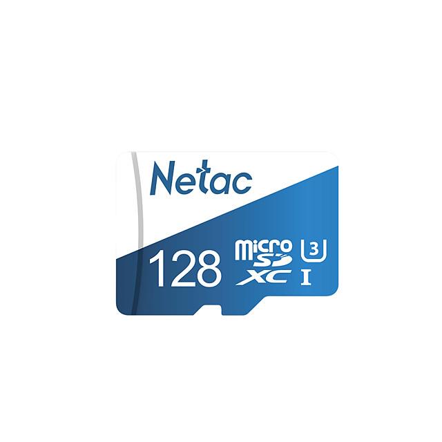 Netac 128GB Micro SD / TF Card de memorie UHS-I U3 100MB/s Cameră Foto