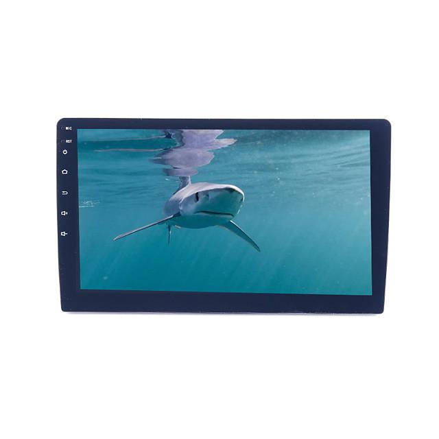btutz TFT 9 inch 2 DIN Car GPS Navigator for MicroUSB Support MPEG / AVI / WMV FLAC / APE JPEG / GIF / BMP