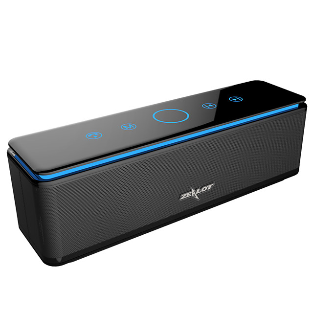 ZEALOT S7 Powerful Portable Bluetooth Speaker subwoofer 4 Loudspeakers Hifi Home Theater Sound Audio System Wireless Speakers