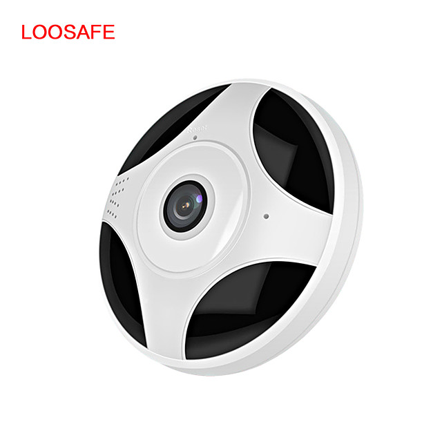 LOOSAFE LS-QJ27-1080P 2 mp IP Camera Indoor Support bulb