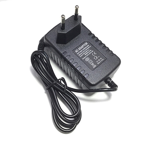 DC12V 2A Adapter EU Plug Power Supply Adaptor For Led Strip Input 100-240V Switch Switching Converter Adapter