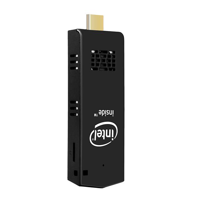 LITBest T5 Mini PC Computer Windows 10 Licenced 2GB RAM 32GB Intel Atom Z8350 Quad Core WiFi2.4G&5G 4K Bluetooth 4.0 HDMI HTPC USB Stick