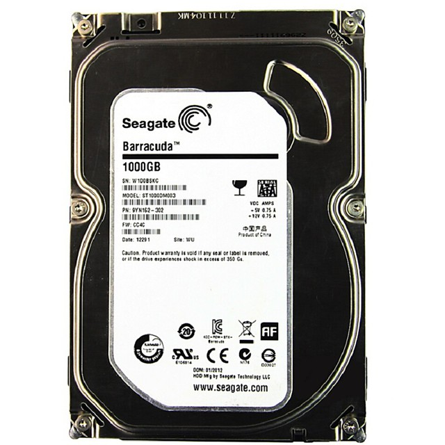 Hiseeu® hard drives 3TB for Security Systems 12*9*8 cm 0.2 kg