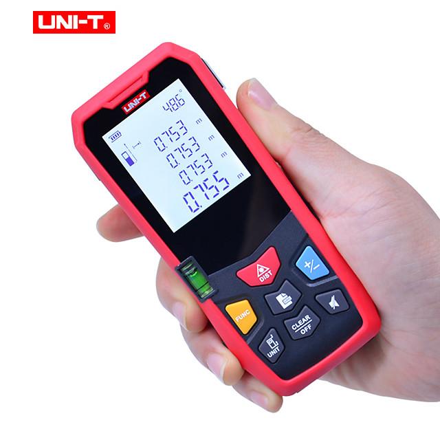 UNI-T Electronic level laser distance meter measure Laser Range Finder LM150 laser measure tool